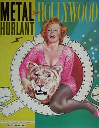 Cover Thumbnail for Métal Hurlant (Les Humanoïdes Associés, 1975 series) #64 bis