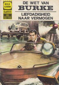 Cover Thumbnail for Beeldscherm Classics (Classics/Williams, 1963 series) #809