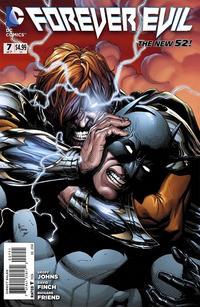 Cover Thumbnail for Forever Evil (DC, 2013 series) #7 [Gary Frank Cover]