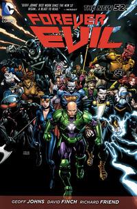 Cover Thumbnail for Forever Evil (DC, 2014 series)