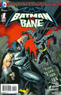 Cover Thumbnail for Forever Evil Aftermath: Batman vs. Bane (DC, 2014 series) #1 [Kevin Nowlan Cover]