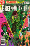 Cover for Green Lantern (DC, 1960 series) #169 [Newsstand]