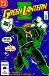 Cover for The Green Lantern Corps (DC, 1986 series) #219 [Direct]