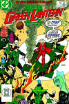 Cover for The Green Lantern Corps (DC, 1986 series) #223 [Direct Edition]