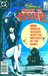 Cover Thumbnail for Elvira's House of Mystery (1986 series) #5 [Newsstand]