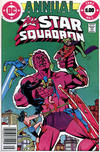Cover Thumbnail for All-Star Squadron Annual (1982 series) #1 [Newsstand]