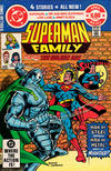 Cover for The Superman Family (DC, 1974 series) #217 [Direct]