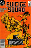Cover for Suicide Squad (DC, 1987 series) #8 [Newsstand]