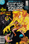 Cover for Suicide Squad (DC, 1987 series) #16 [Newsstand]