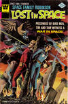 Cover for Space Family Robinson, Lost in Space on Space Station One (Western, 1974 series) #46 [Whitman]