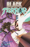 Cover Thumbnail for Black Terror (2008 series) #2 [Alex Ross Negative Art Incentive Cover]