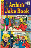 Cover for Archie's Joke Book Magazine (Archie, 1953 series) #219