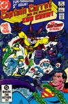Cover for Captain Carrot and His Amazing Zoo Crew! (DC, 1982 series) #1 [Direct Sales Variant]