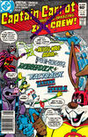 Cover for Captain Carrot and His Amazing Zoo Crew! (DC, 1982 series) #18 [Newsstand]