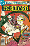 Cover Thumbnail for Warlord (1976 series) #39 [Newsstand]
