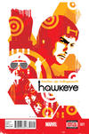 Cover for Hawkeye (Marvel, 2012 series) #21