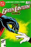 Cover for Green Lantern (DC, 1960 series) #203 [Direct]