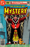 Cover Thumbnail for House of Mystery (1951 series) #285 [Newsstand]