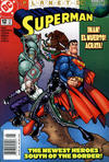Cover for Superman Annual (DC, 1987 series) #12 [newsstand]