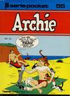 Cover for Serie-pocket (Semic, 1977 series) #55