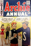 Cover for Archie Annual (Archie, 1950 series) #11 [Canadian]