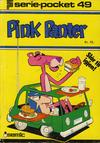 Cover for Serie-pocket (Semic, 1977 series) #49 [1. opplag]