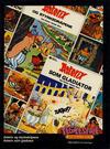 Cover for Tegneseriebokklubben (Hjemmet / Egmont, 1985 series) #2 - Asterix og styrkedråpene; Asterix som gladiator [2. opplag]