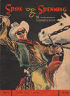 Cover for Spøk og Spenning (Magasinet For Alle, 1941 series) #1/1941