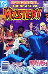 Cover for House of Mystery (DC, 1951 series) #289 [Newsstand]