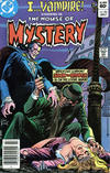 Cover Thumbnail for House of Mystery (1951 series) #306 [Newsstand]