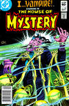 Cover Thumbnail for House of Mystery (1951 series) #308 [Newsstand]