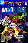 Cover Thumbnail for Secrets of Haunted House (1975 series) #34 [Newsstand]