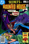 Cover for Secrets of Haunted House (DC, 1975 series) #39 [Newsstand]