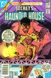 Cover for Secrets of Haunted House (DC, 1975 series) #41 [Newsstand]