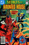 Cover for Secrets of Haunted House (DC, 1975 series) #37 [Newsstand]