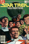 Cover for Star Trek (DC, 1984 series) #9 [Canadian]