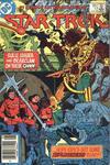 Cover for Star Trek (DC, 1984 series) #17 [Canadian]