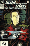 Cover for Star Trek: The Next Generation (DC, 1989 series) #7 [Direct Sales Variant]