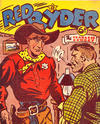 Cover for Red Ryder (Southdown Press, 1944 ? series) #35