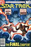 Cover for Star Trek (DC, 1984 series) #4 [Canadian]
