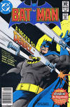 Cover Thumbnail for Batman (1940 series) #343 [Newsstand Edition]