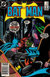 Cover Thumbnail for Batman (1940 series) #398 [Newsstand Variant]