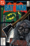 Cover Thumbnail for Batman (1940 series) #399 [Second Printing - DC Comics Aren't Just for Kids!]