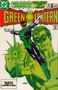 Cover Thumbnail for Green Lantern (DC, 1976 series) #166 [Direct-Sales]