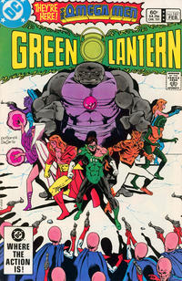 Cover Thumbnail for Green Lantern (DC, 1976 series) #161 [Direct-Sales]