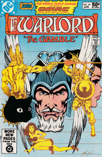 Cover Thumbnail for Warlord (DC, 1976 series) #44 [Direct Sales]