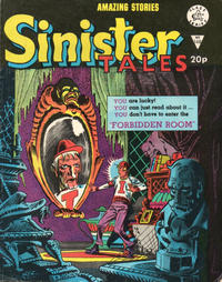 Cover Thumbnail for Sinister Tales (Alan Class, 1964 series) #168