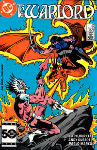 Cover Thumbnail for Warlord (DC, 1976 series) #99 [Direct Sales]