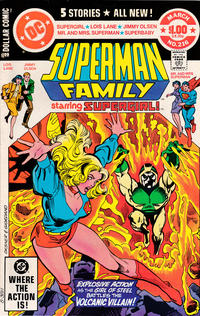 Cover Thumbnail for The Superman Family (DC, 1974 series) #216 [Direct Sales Variant]