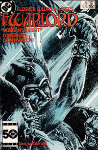 Cover Thumbnail for Warlord (DC, 1976 series) #102 [Direct Sales]